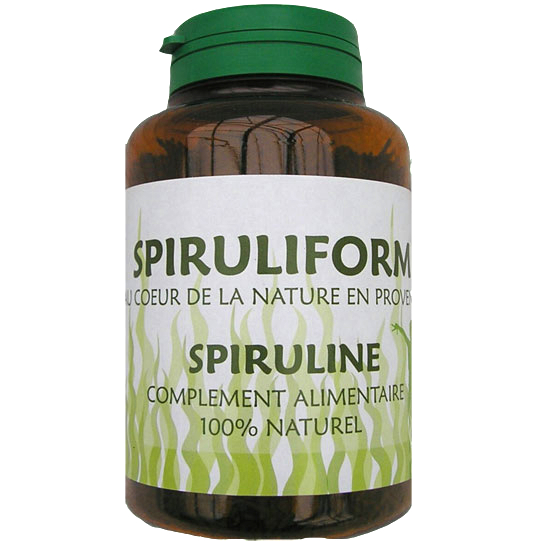 Spiruline 240 comprimés (1 months treatment)